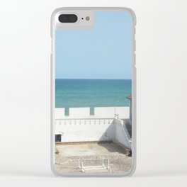 Oceanview Clear iPhone Case