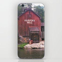Harper's Mill iPhone Skin
