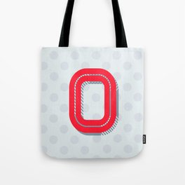 O is for Optimistic Tote Bag