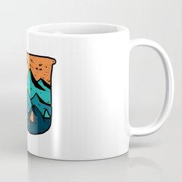 Coffee and Adventure Coffee Mug