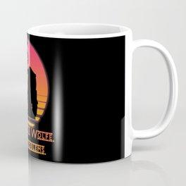 Winston Wolfe. I solve problems Coffee Mug
