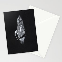 Emerging from the depths Stationery Cards
