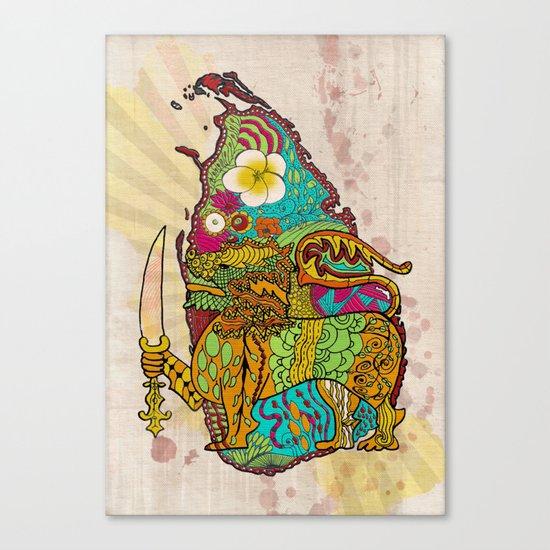 Abstract SL Canvas Print