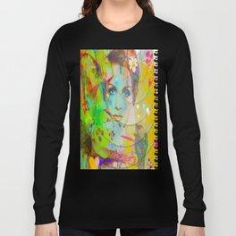 Twiggy Pop Long Sleeve T-shirt