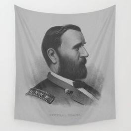 General Grant Wall Tapestry