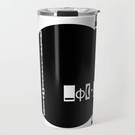 MASK bl Travel Mug