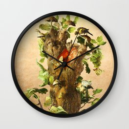 Transient Wall Clock
