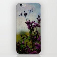 Ironweed iPhone & iPod Skin