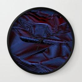 Dark Illusion Wall Clock