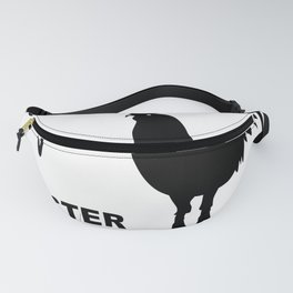 Chinese Year Of The Rooster Fanny Pack