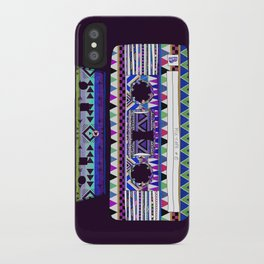 Mix Tape # 10 iPhone Case