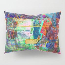 Media Monster Mandala Pillow Sham