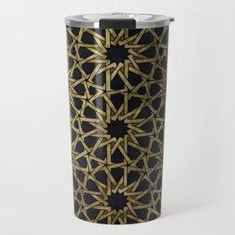 Ornaments of Islamic Arts Travel Mug