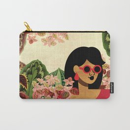 Bayou Girl I Carry-All Pouch