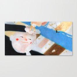 Le Géant Canvas Print