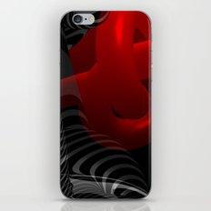 together -2- iPhone & iPod Skin