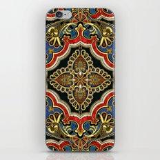 Royal I iPhone Skin