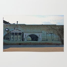 A Toledo Mural III Rug