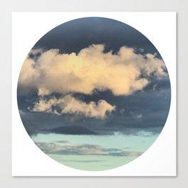 Wandering Cloud Canvas Print