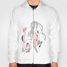 Sagittarius / 12 Signs of the Zodiac Hoody