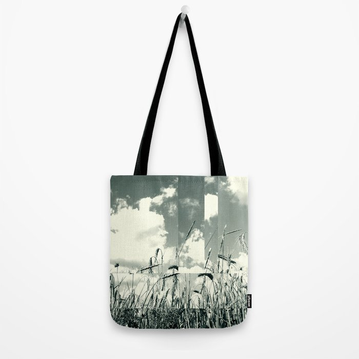 In a field of wheat Tote Bag