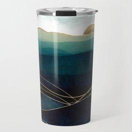 Indigo Waters Travel Mug