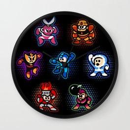 Megaman 1 Wall Clock