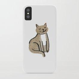 Cat #1 iPhone Case
