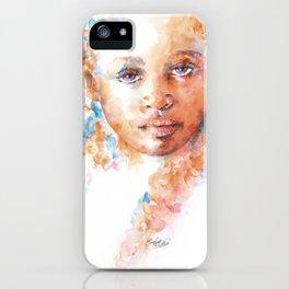 Hidden Tears iPhone Case