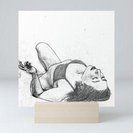 aliyah Mini Art Print