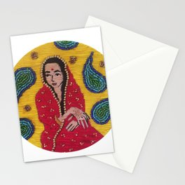 """""""Eid"""" Embroidery Stationery Cards"""