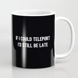 The Guilty Person IV Coffee Mug