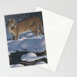 Interrupted Silence Stationery Cards