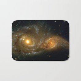 Intergalactic Bass Clef Bath Mat