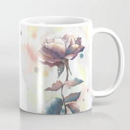 Mourning Rose Coffee Mug