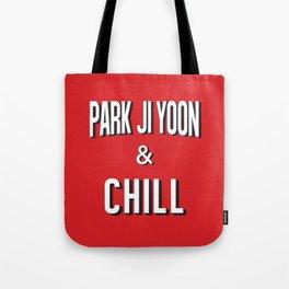 PARK JI YOON & CHILL Tote Bag