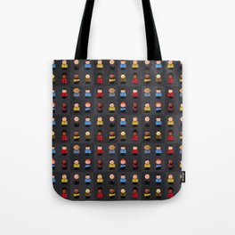 Star T - Little Ppl Tote Bag