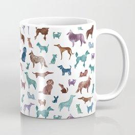 Doggies all over Coffee Mug