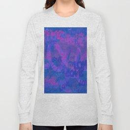 bluelove, variation on redlove Long Sleeve T-shirt