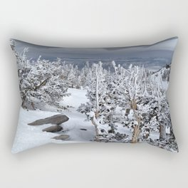 Mt Rose Rectangular Pillow
