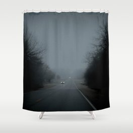 Forks Shower Curtain