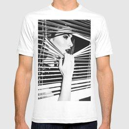 Window Girl T-shirt
