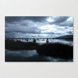 Lake Titicaca (Peru) Canvas Print
