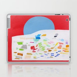 blue sun Laptop & iPad Skin