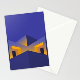 Building H Stationery Cards