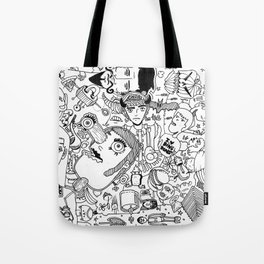 Ding Dongs Tote Bag