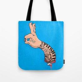 -D- Tote Bag