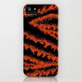 Foliage Dreams iPhone Case