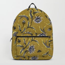 Queen of the Night - Gold Backpack