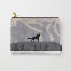 Minimalist Fantastic Mr. Fox Carry-All Pouch